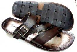 Genuine Labrato Leather with PU Bartoli Sole:  Designed Chappals for Mens
