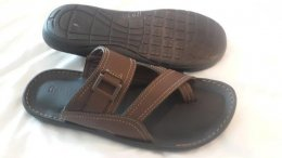 Synthetic Sheep with PU Sole Chappals for Mens