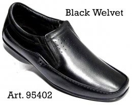 100% Imported Cow Leather with Comfort Padding Insocks Corporate Formal Slip-On Shoes for Men