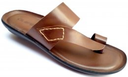100% Genuine Corpus Leather with Elegent Finishing Mix Chappals for Mens