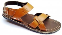 100% Genuine Corpus Leather with Elegent Finishing Sandals for Mens